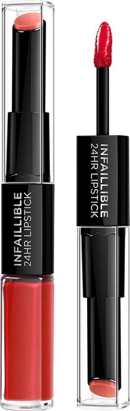 L'Oréal Paris Infallible Lippenstift - 506 Red Infallible