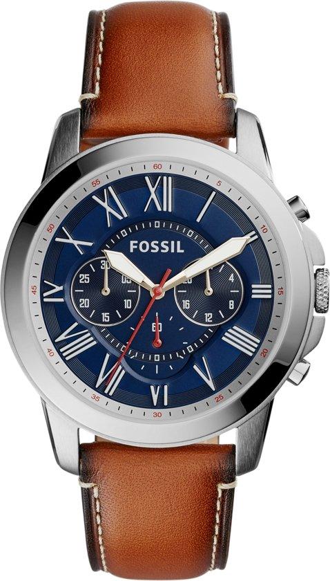Fossil Grant Horloge