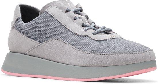 Clarks Originals Kiowa Pace. Dames Sneakers - Grey Reflective