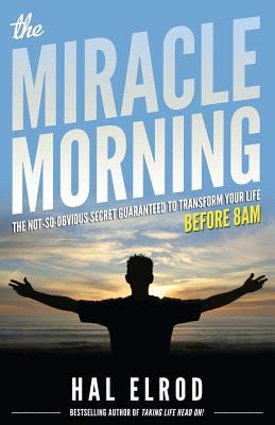 Boek cover The Miracle Morning van Hal Elrod (Paperback)