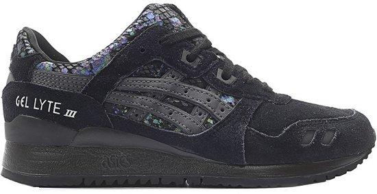 Asics Sneakers Gel Lyte Iii Dames Zwart Maat 38