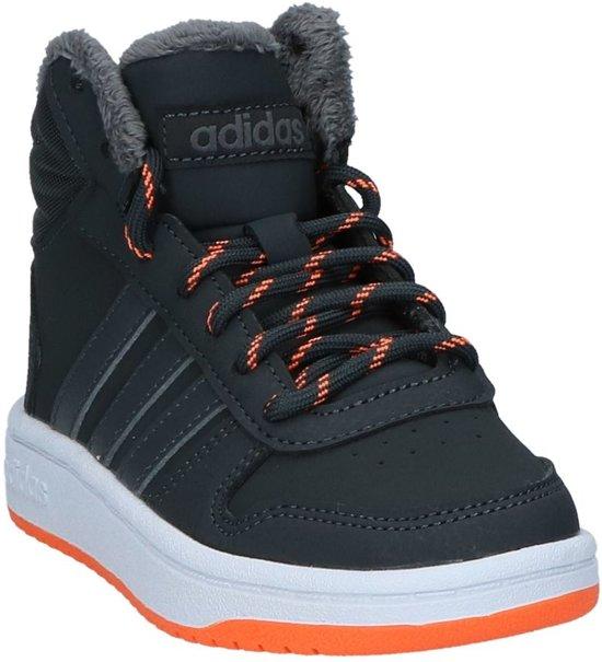 Jongens High Sneakers L 0 Carbon S18 Hoops Mid 2 Adidas xp0qwZ