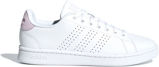 adidas Advantage Dames Sneakers - Ftwr White/Light Granite ...