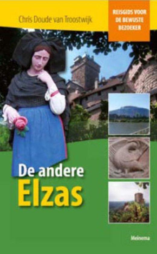 Boek cover De andere Elzas van Chris Doude van Troostwijk (Paperback)