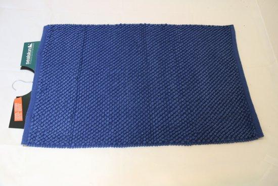 Sealskin Delhi badmat blauw