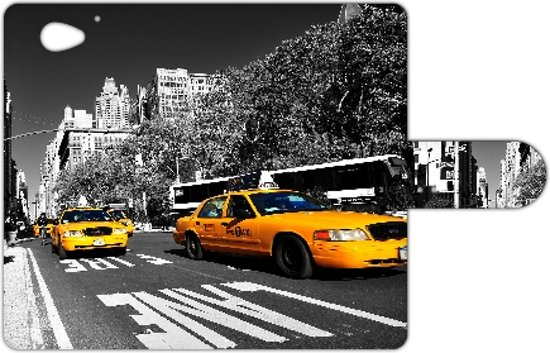 Sony Xperia Z1 Compact Uniek Cover New York Taxi in Zethuis