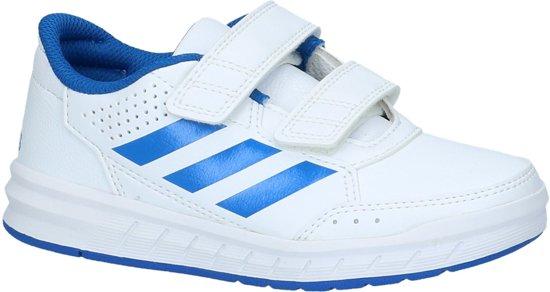 quite nice b7960 663bb adidas - Altasport Cf K - Sneaker laag sportief - Jongens - Maat 37 - Wit