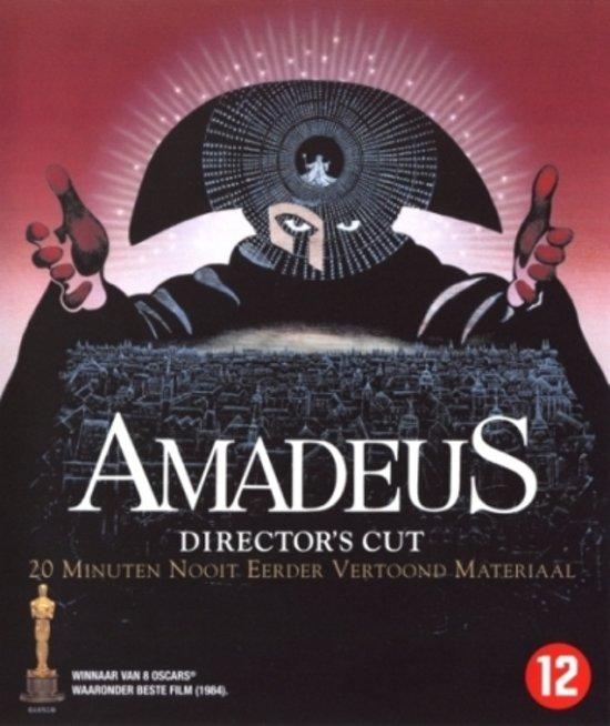 Amadeus (Blu-ray) (Director's Cut)