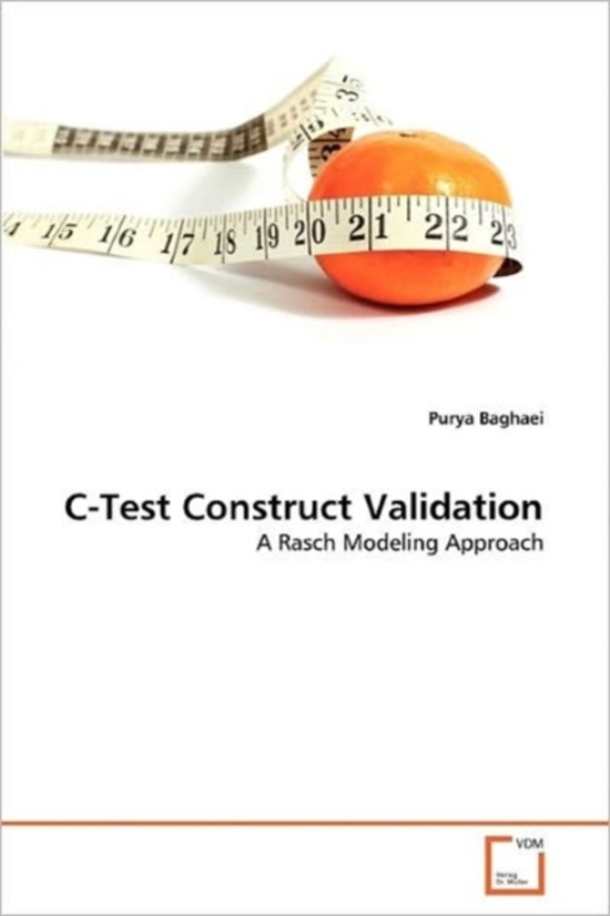 C-Test Construct Validation