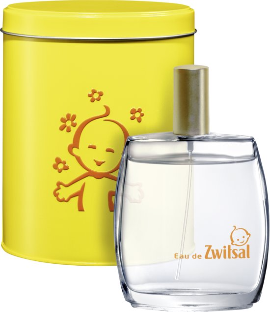 Zwitsal Cadeaupakket - 2-delig - Eau De Zwitsal Parfum + Eau De Zwitsal Blik