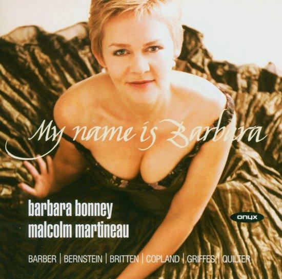 My Name Is Barbara