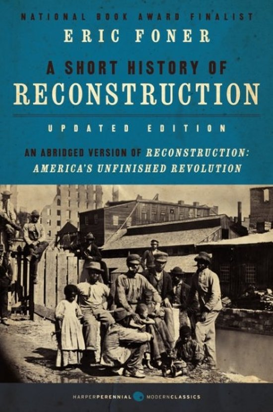 Short History of Reconstruction [Updated Edition]