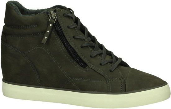 a7654eb58a5 Esprit - 087ek1w028 - Sneaker met sleehak - Dames - Maat 39 - Grijs - 025