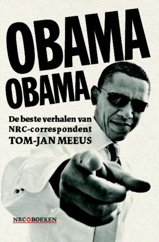 Boek cover Obama Obama van T.-J. Meeus (Onbekend)
