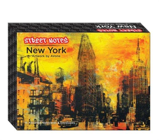 Afbeelding van het spel Street Notes-New York