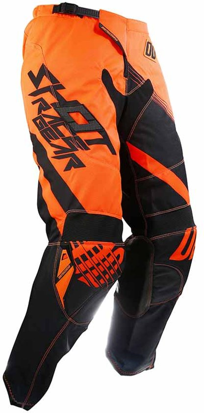 Shot Crossbroek Contact Claw Neon Orange-30