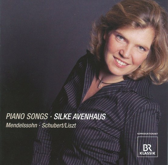 Piano Songs - Songs Without Words By Felix Mendels