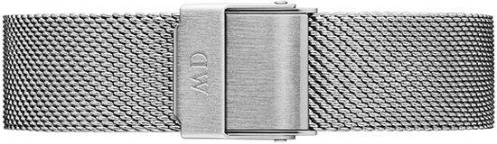 Daniel Wellington Sterling DW00200140 - Horlogeband - Staal - Zilverkleurig - 14mm
