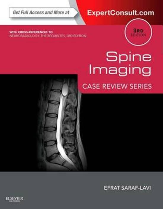 Spine Imaging E-Book