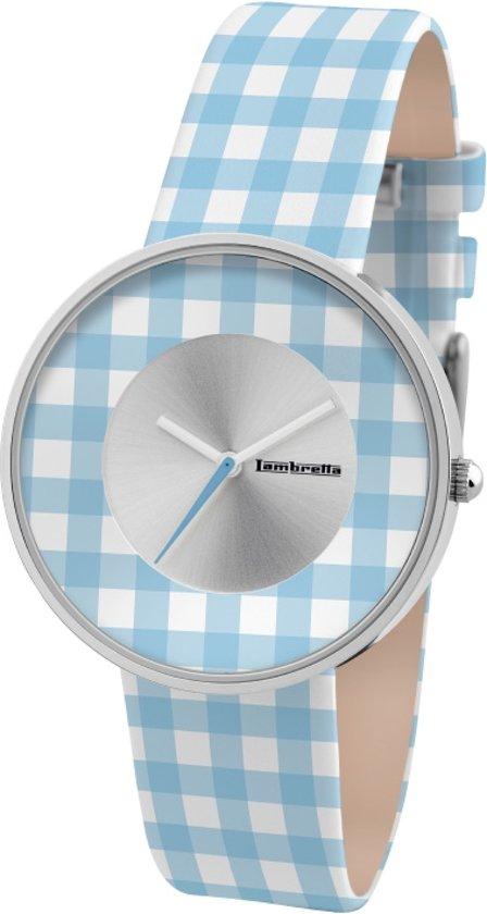 Lambretta Cielo Vichy Blue Horloge