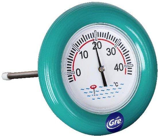 Gre Thermometer Boei Ø15 Cm Groen