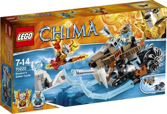 LEGO Chima Strainor's Sabeltand Rider - 70220