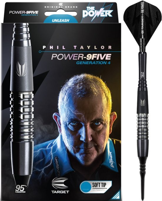 ST. Phil Taylor Power 9FIVE Gen.4 95% -20 gram