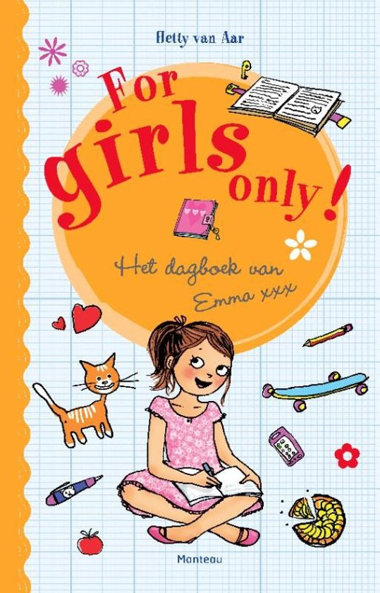 For Girls Only! - Het dagboek van Emma
