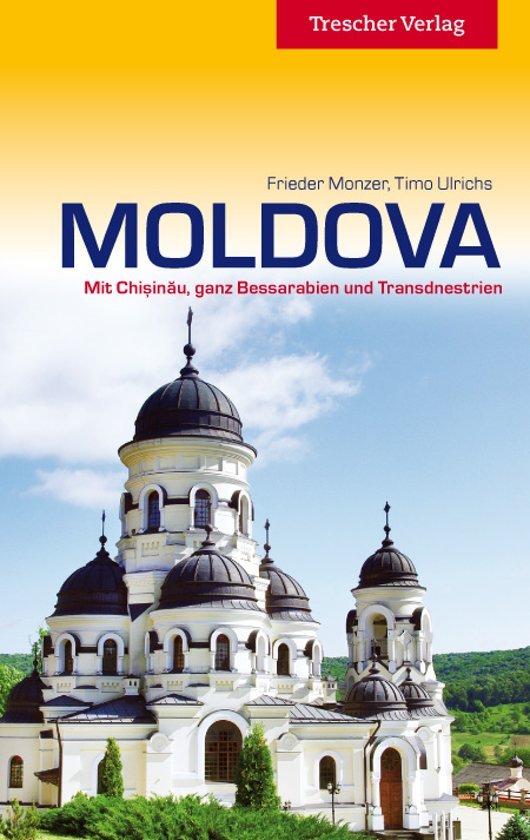 Reisgids Moldavië