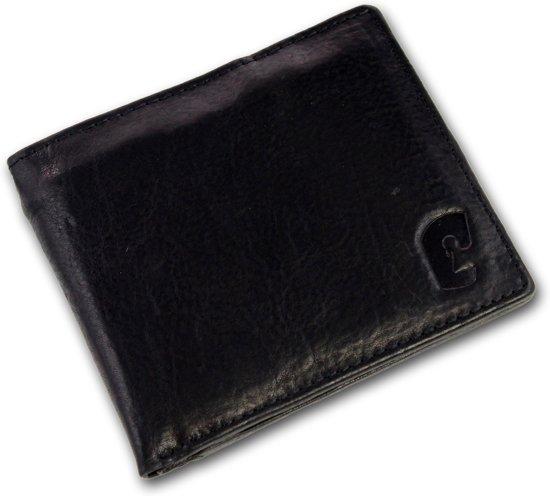 2f928dae3fa bol.com | Safekeepers heren portemonnee - RFID - Leer - Westport - Zwart