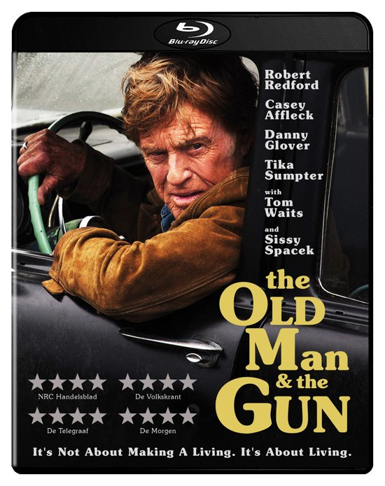 The Old Man And The Gun (Blu-ray)