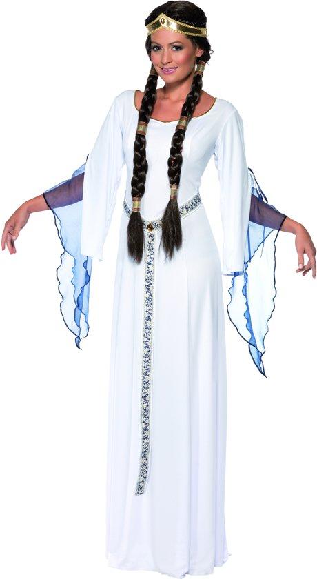 Middeleeuws koninginnenkostuum voor vrouwen - Verkleedkleding - Medium