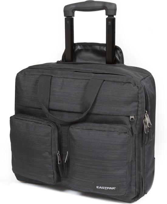 893aec80cf1 bol.com | Eastpak Roisterz - Laptop trolley - 32 l - Linked Black