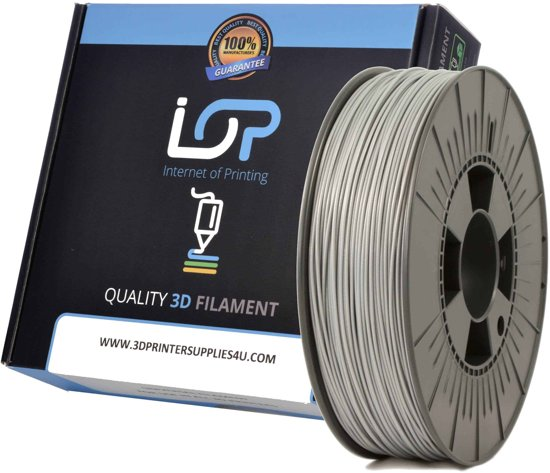 IOP PLA 1,75mm Silver 1kg