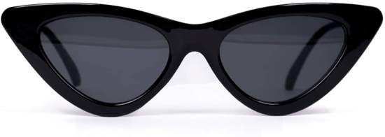 Cat eye sunnies black