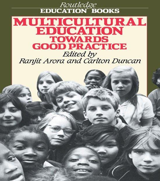 Multicultural Educ - Arora