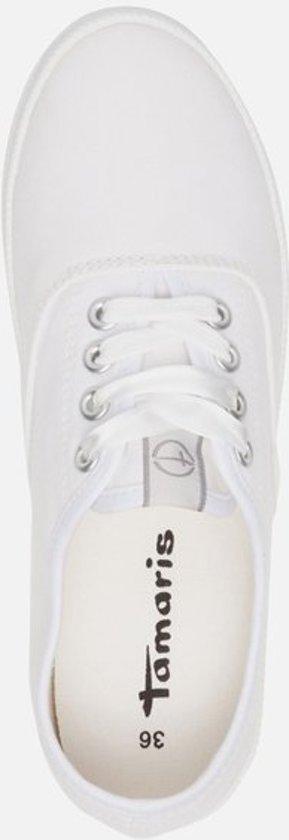 Tamaris Sneakers Wit - Maat 39 BsN0RzZA