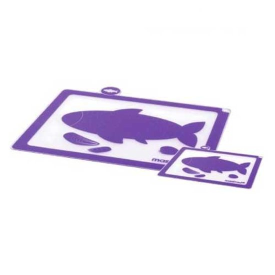 Snijmat vis, set van 2 - Mastrad