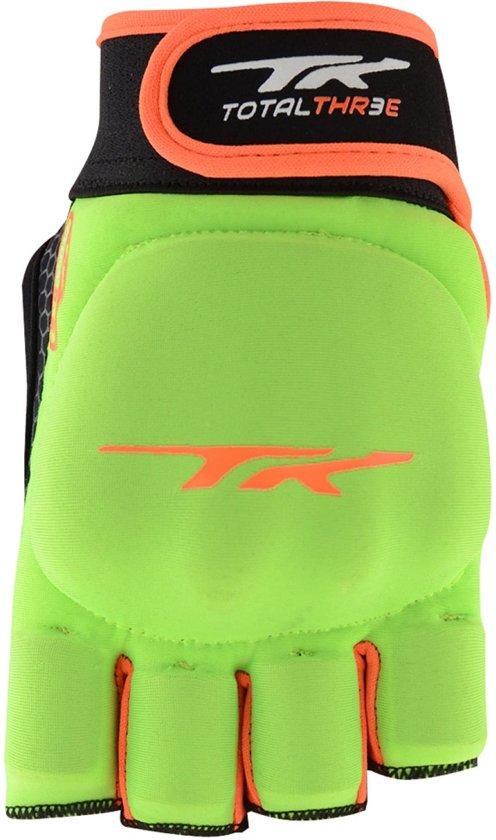 TK AGX 3.5 Linker Hockeyhandschoen - Hockeyhandschoenen  - groen - XXS