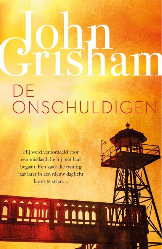 Boek cover De onschuldigen van John Grisham (Hardcover)