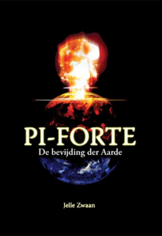 Cover van het boek 'Pi-Forte'