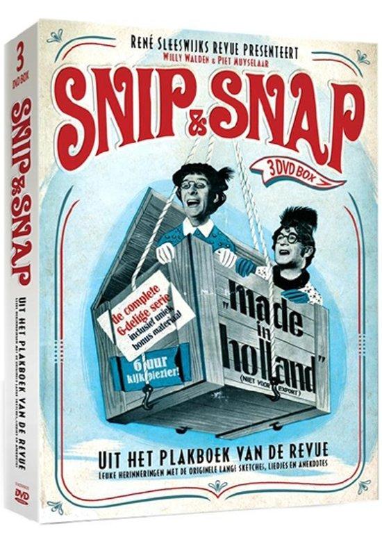 Snip En Snap.Bol Com Het Plakboek Van De Revue Dvd Willy Walden Dvd S
