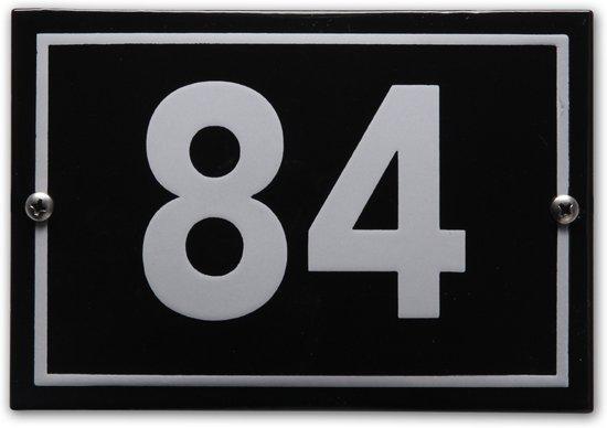 Huisnummer model Phil nr. 84