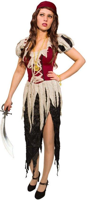 Zeerover kostuum voor vrouwen - Volwassenen kostuums