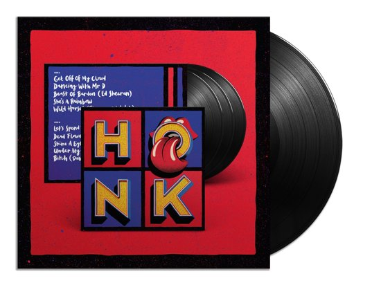 The Rolling Stones - Honk (LP)