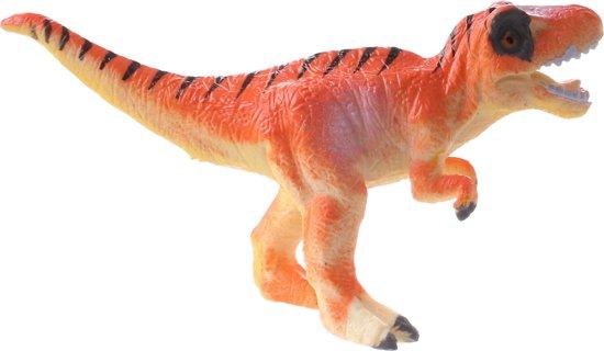 Toi-toys Dinosaurus Speelfiguur Allosaurus Oranje 8 Cm