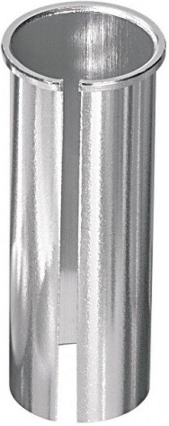 Xtasy Vulbus 27,2/29,8 Mm Aluminium Zilver
