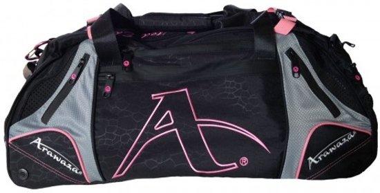 Arawaza Sporttas Multifunctioneel Zwart/roze 98 Liter