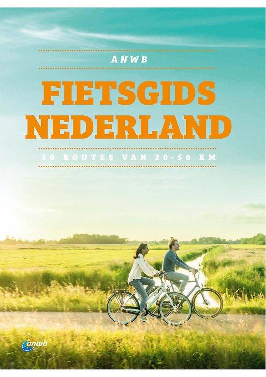 Boek cover ANWB Fietsgids Nederland van ANWB (Paperback)
