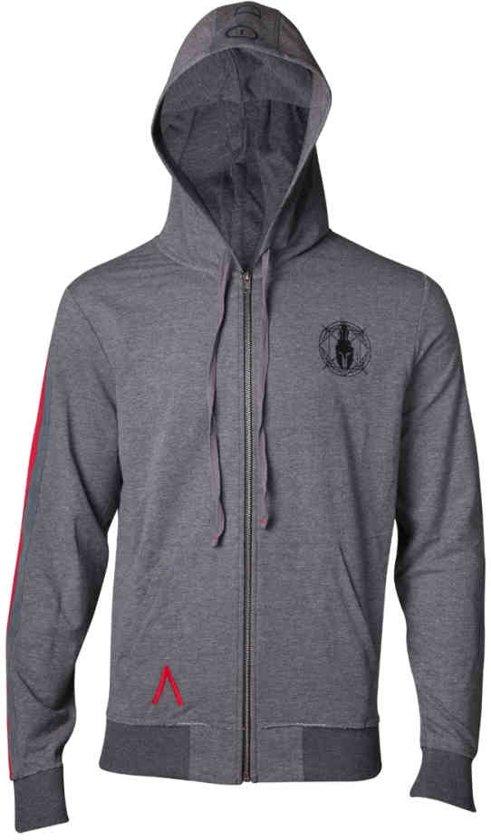 Heren Hoodie Vest.Bol Com Assassin S Creed Odyssey Logo Heren Hoodie Vest Met
